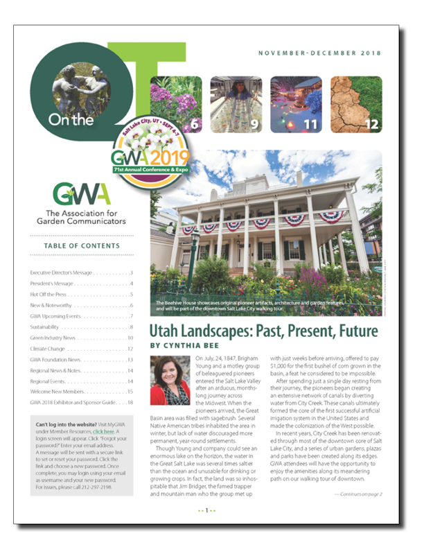 GWA_s_On_the_Qt_November-December_2018_Issue_Cover.png